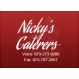 Nicky's caterers